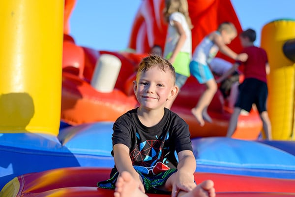 Mandurah Jumping Castle Hire